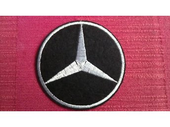 MERCEDES BENZ Automobile Patch 300 SL Germany Autobahn Bavaria