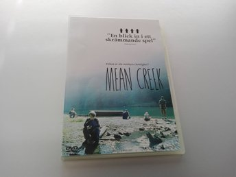 Mean Creek (2004) Ny DVD Reg.2, thriller, Rory Culkin, Ryan Kelley, Josh Peck