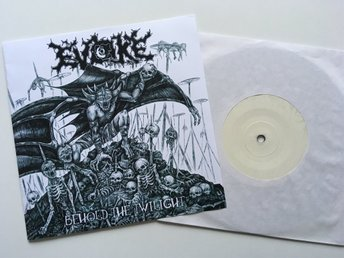 "Evoke - Behold the Twilight 7"" VINYL Ltd"