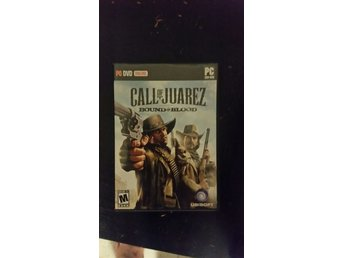 CALL of JUAREZ bound in blood  (PC)