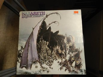 Nazareth - Hair Of The Dog, LP