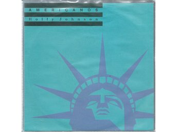 HOLLY JOHNSON  - AMERICANOS  ( VINYL / SINGLE )