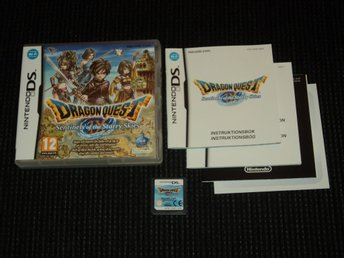 DS Dragon Quest IX 9