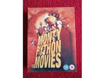 Monty Python - The Movies Box