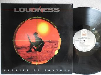 LOUDNESS - SOLDIER OF FORTUNE - ATCO 791 283-1