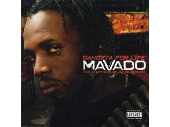 Mavado: Gangsta for life 2007 (CD)