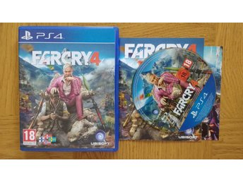 PlayStation 4/PS4: FarCry Far Cry 4