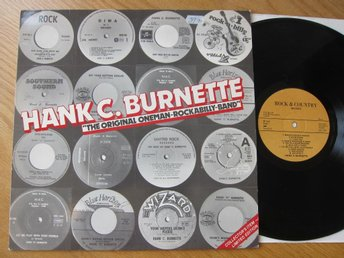 HANK C.BURNETTE - THE ORIGINAL ONEMAN-ROCKABILLY BAND TOPP!