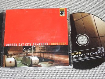 Looptroop - Modern Day City Symphony CD (DVSG009)