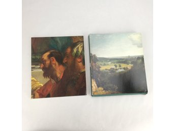 EUGENE DELACROIX PETER PAUL RUBENS JOHN CONSTABLE R.A. Paintings