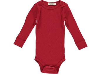 Plain Body LS Modal Chili Pepper - 62 (Rek pris: 245kr)