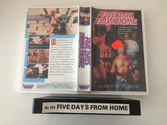 Five Days From Home (1978) - Master Vision