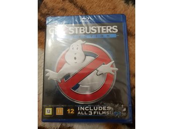 Ghostbusters Collection. Alla 3 filmerna. NY