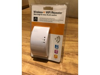 Wi-fi Repeater
