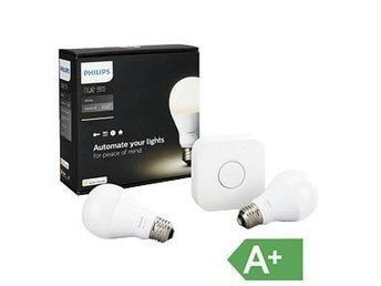 Startkit Philips Hue Vit 9.5W A60 Philips.