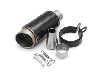 28-51mm 38-51mm Universal Motorcycle Cylinder Exhaust Muf...