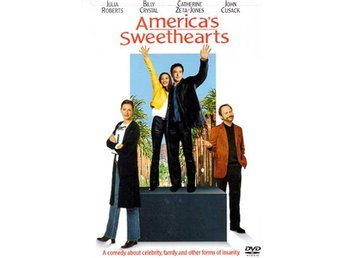 Americas Sweethearts (Julia Roberts, Billy Crystal) - DVD