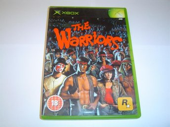 The Warriors Microsoft Xbox