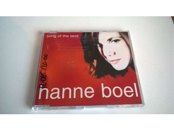 Hanne Boel - Song Of The Land, CD
