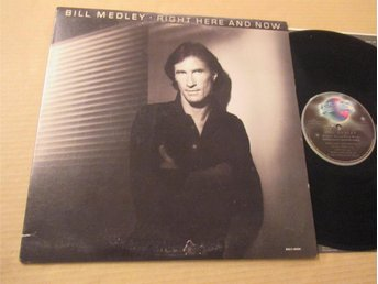 "Bill Medley ""Right Here And Now"" - Norrköping - Bill Medley ""Right Here And Now"" - Norrköping"
