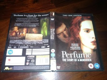 Perfume: The Story of a Murderer (2-disc), Alan Rickman m.fl - österbymo - Perfume: The Story of a Murderer (2-disc), Alan Rickman m.fl - österbymo