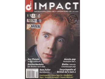 Impact Nr 2 - bl.a. Sex Pistols, Knickerbockers, Aussie power pop