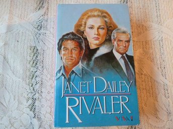 RIVALER, J. DAILEY, 1990, BÖCKER