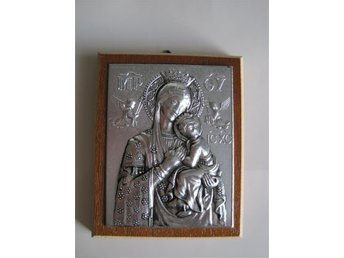 relief, MADONNA,metall