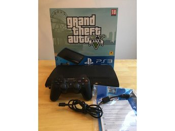 Playstation 3 (PS3) Super Slim 500GB