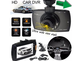 Bilkamera HD Dash Board Cam
