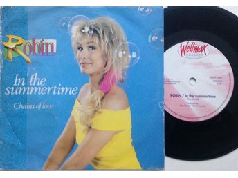 ROBIN, SING. IN THE SUMMERTIME. WELLMAX 1990.