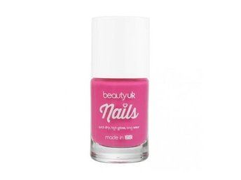 Beauty UK Nails no.16 - Pink Pop 9ml