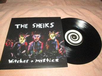 THE SHEIKS  WITCHES + MUSTICS