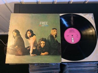 Free – Fire And Water    Island Records – ILPS-9120   UK Press