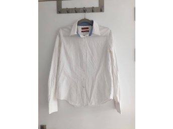 Berkley, vit skjorta, Large - Karlstad - Berkley, vit skjorta, Large - Karlstad