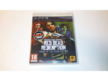 - Red Dead Redemption GOTY Edition PS3 -