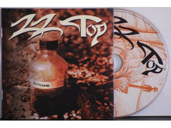 ZZ Top – Rhythmeen – CD
