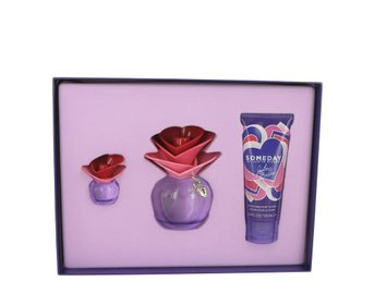 Giftset Justin Bieber Someday Edp 30ml + Body Lotion 50ml + Edp 7,4ml