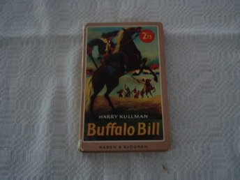 BUFFALO BILL ! HARRY KULLMAN ! BOK !