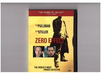 Zero Effect (1998) (Bill Pullman, Ben Stiller)