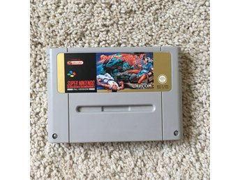STREET FIGHTER 2 - SNES/PAL