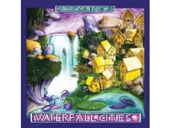 Ozric Tentacles: Waterfall cities 1999 (Digi) (CD)