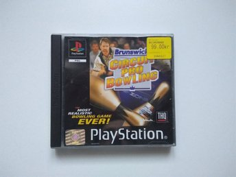 Playstation 1 Spel (PAL) - Brunswick Circuit Pro Bowling