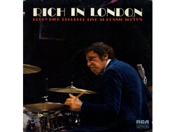 Buddy Rich   Rich in London