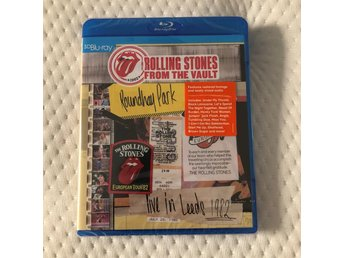 The Rolling Stones Titel:	From the vault/Live in Leeds -82 blu-ray Ny