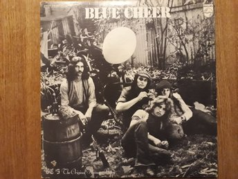 "Blue Cheer, "" BC#5 The original human being 1970"