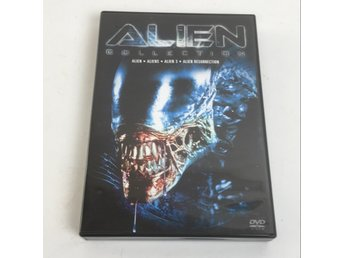 DVD video, DVD-Film, Alien Collection