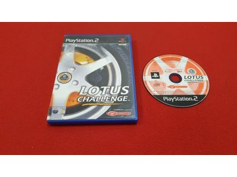 LOTUS CHALLENGE till Sony Playstation 2 PS2