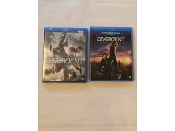 Blu-ray -The Divergent series