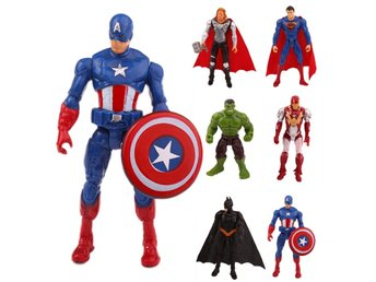 Marvel The Avengers Superheld Unglaubliche Action Figure Xmas Spielzeug Puppe